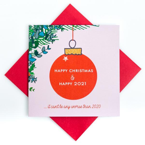 christmas 2020 card