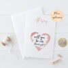 Will You Be My flower girl scratch card