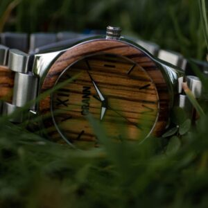 irish wooden watch