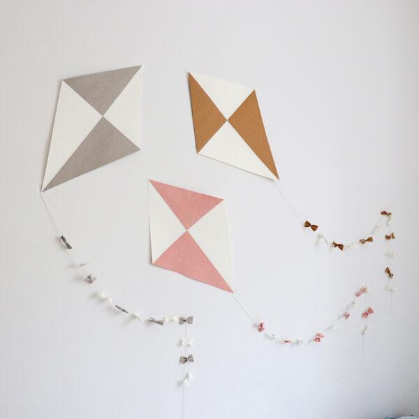 kite nursery decoration
