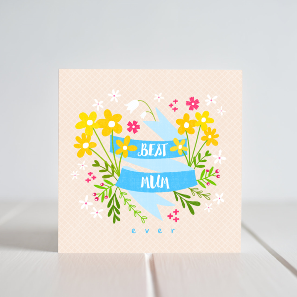 best mum greeting card