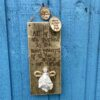 personalised angel plaques