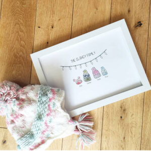 personalised family gifts
