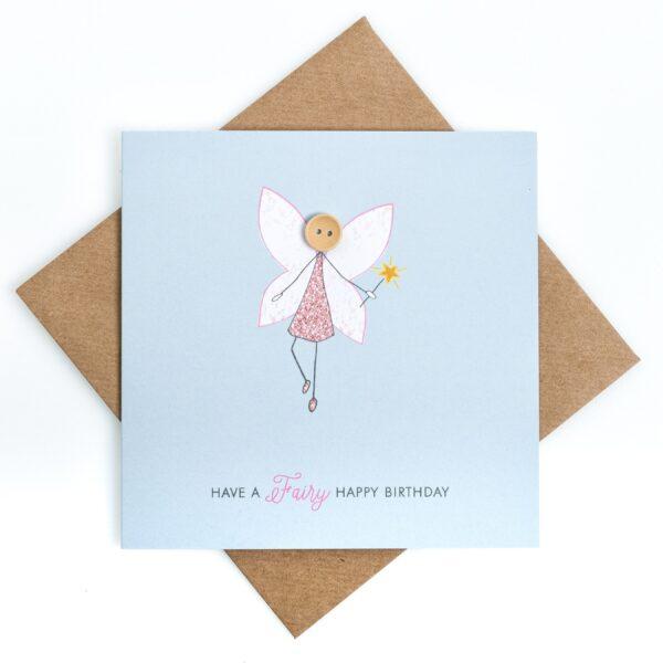 fairy happy birthday