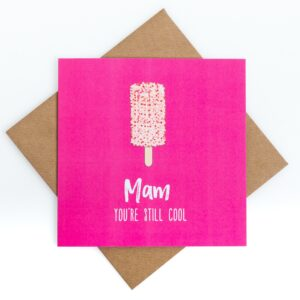 cool mam card