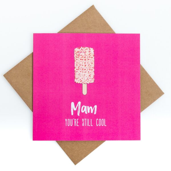 cool mam card