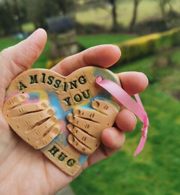 missing you gift