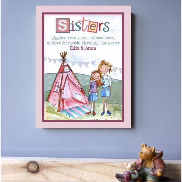 Personalised Sister Gift