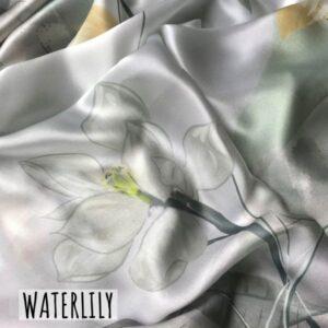 watercolours on silk