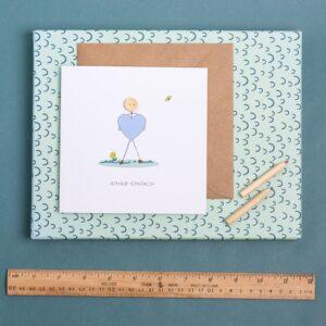 athair iontach card