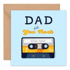 dad you still rock card