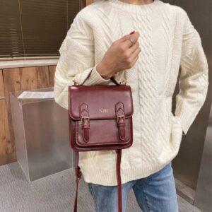 personalised satchel